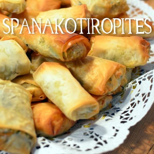 Spanakotiropites